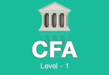 December 2018 CFA Level 1: Citing CFA candidacy on a resume
